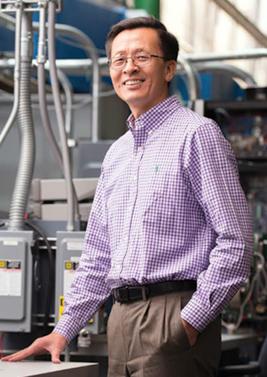 Jian Sun, Director of CFES