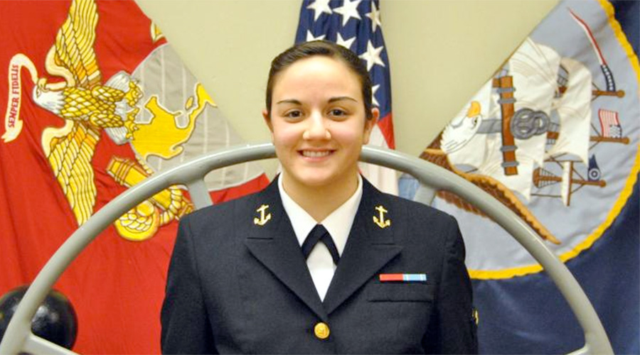 Amanda Gallo Selected To Serve on Navy Submarine Force