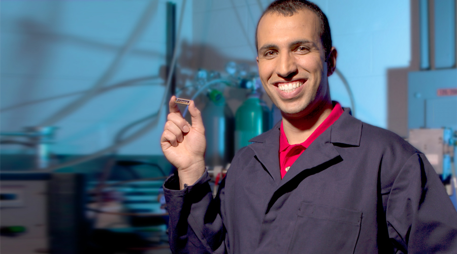 Safer Detection of Hazardous Gases